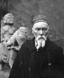 Nicholas Roerich in Kulu