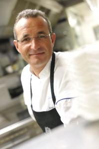 """Gilles Demaure 199x300 Neuer """"Chef de Cuisine"""" im Dolce Frégate Provence"""