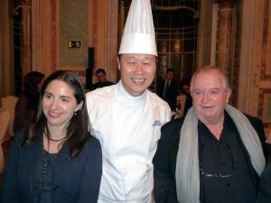 elena arzak Kyung Tae Doo juran Mari Arzak 300x225 Elena Arzak beste Köchin der Welt   Best Female Chef 2012