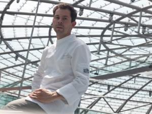 h 00014138 300x225 Pascal Barbot als Gastkoch im Juli 2012 im Restaurant Ikarus, Hangar 7