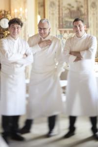 Alain Ducasse 200x300 Das Restaurant Louis XV in Monte Carlo feiert sein 25 jähriges Bestehen