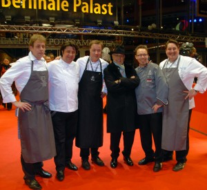 31 300x275 Jeunes Restaurateurs d´Europe, Sektion Deutschland kochte zum Auftakt Empfang der 63. Berlinale