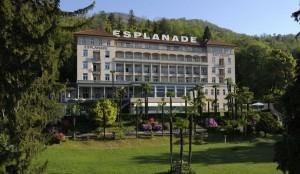 Esplanade Hotel Resort & Spa - Außenansicht