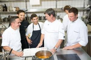 Küche als Kaderschmiede: Wohlfahrts Schüler erkochen über 60 Sterne