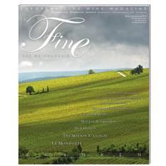 Die Sommerausgabe von FINE Das Weinmagazin