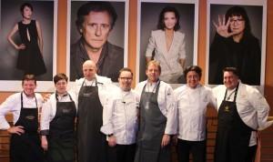 Jeunes Restaurateurs kochen auf der 65. Berlinale