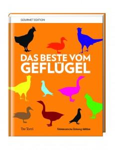 Buchblock SZ GOURMET EDITION Das Beste vom Geflügel